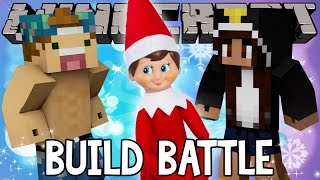 ELF ON THE SHELF | Minecraft Build Battle