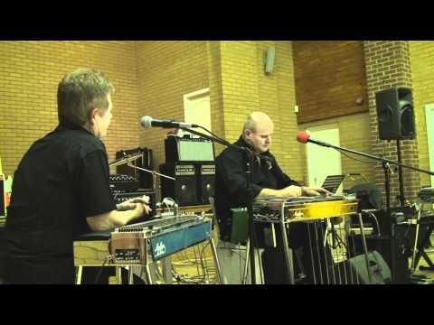Dave Kirk.... pedal steel guitar