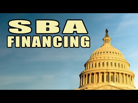 SBA Financing For Real Estate