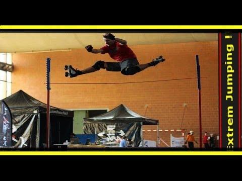Jump Roller acrobatique    Open Grand Nord 2014  Argenteuil