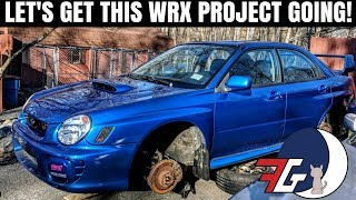 CHEAP Subaru WRX    How To Change Differential and Transmission OILS