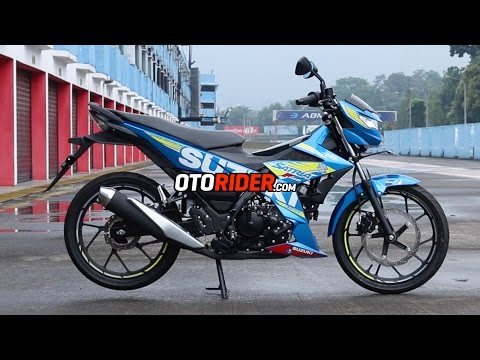 First Ride Suzuki All New Satria F150 - OtoRider