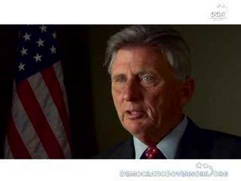 Governor Mike Beebe of Arkansas