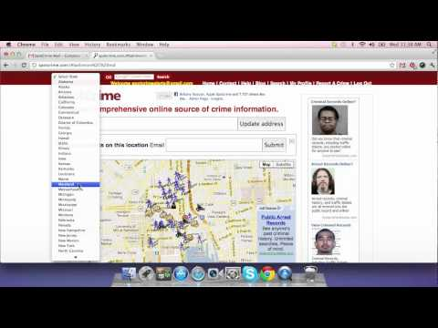 SpotCrime Video Tutorial - How to search by date range