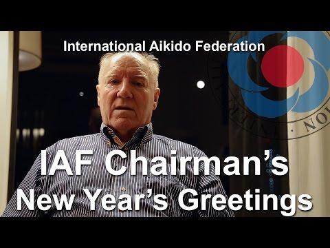 IAF New Year's Greeting by Pr Goldsbury (w/ subtitles)