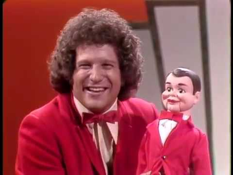 Albert Brooks Ventriloquist Bit