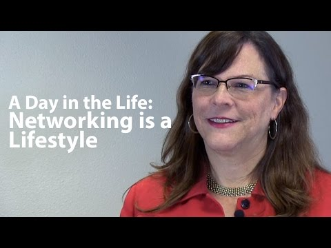 A Day in the Life: Networking is a Lifestyle