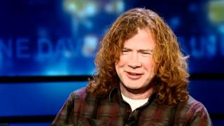 "Dave Mustaine On Religion, And Alice Cooper: ""He"