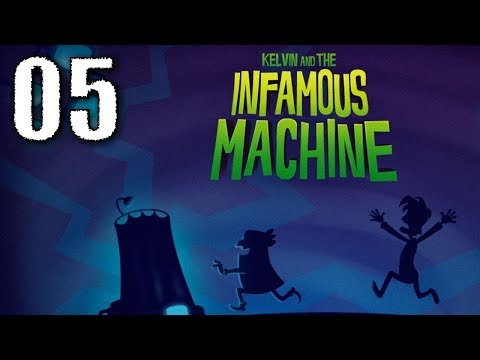 """Let´s Play """"Kelvin and the Infamous Machine"""" #05 (German/Deutsch) BEETHOVEN IS BACK! [HD+]"""