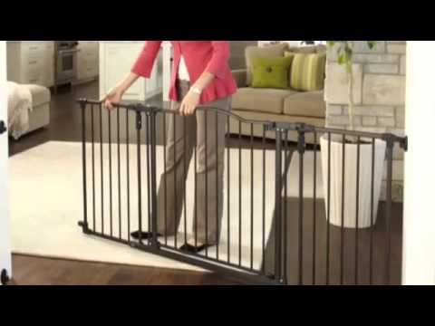 North States Industries Supergate Deluxe D 233 Cor Metal Gate