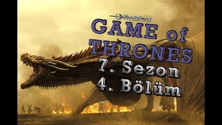 Le kadraj: game of thrones 7. sezon 4. bölüm | en iyi got bölümü!