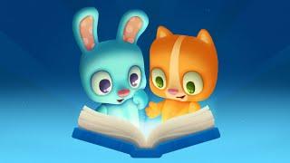 """Обзор приложения """"Маленькие истории"""". Сказки на ночь для детей."""