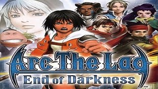 Let's Play Arc The Lad: End of Darkness (part 1)