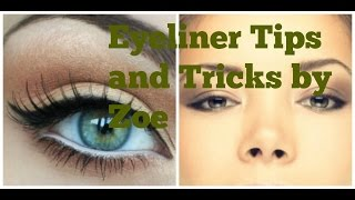 Eyeliner Tips and Tricks| zisabella13 Thumbnail