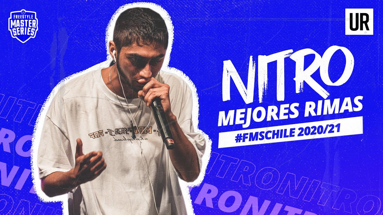 NITRO - Mejores rimas   #FMSCHILE Temporada 2020/21   Urban Roosters