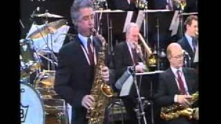 Louie Bellson Swing America Big Band Explosion - Airmail Special + Paddlin Madeline ( Don Menza )