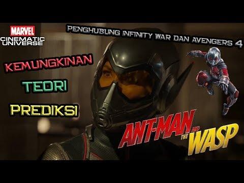 Mungkinkah Ini Yang Akan Terjadi Di Ant-Man and The Wasp ? | Teori dan Prediksi | Marvel Indonesia