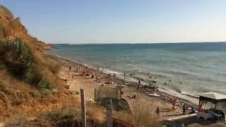 Пляжи Крыма - поселок Береговой(, 2016-08-07T21:37:47.000Z)