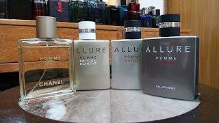 видео Chanel Allure