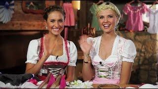 Wiesn Outfits: So modern können Dirndl auf dem Oktoberfest aussehen – Stylediaries Folge 11 – OTTO