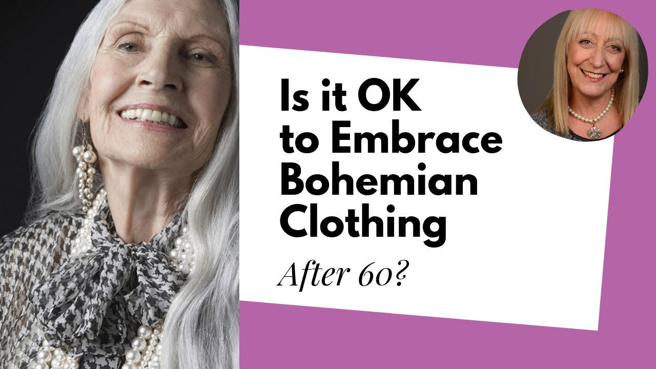 db404b243e97 Fashion for Women Over 60  Is it ok to Embrace Bohemian Clothing ...