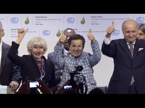 Das Paris Agreement