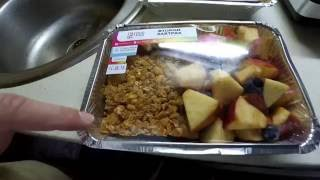 Обзор на Харьковскую службу доставки диетического,здорового питания Ё food