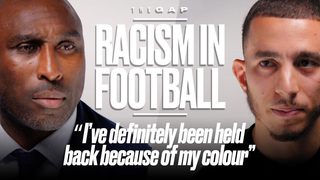 Racism In Football - Sol Campbell | Maz Bettache