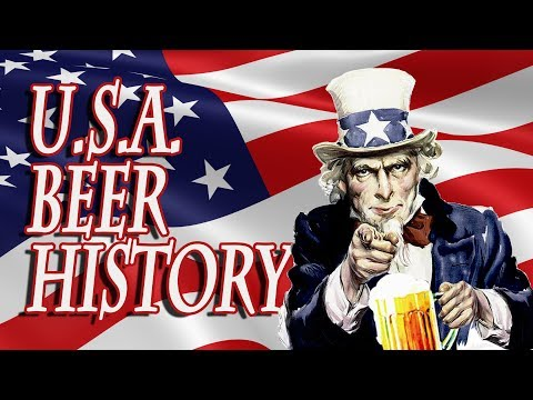 United States Beer History