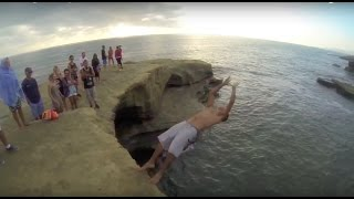 Cliff Jumping Fails Compilation Part 3