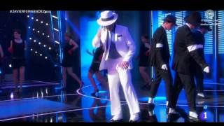 Michael's Legacy en TVE - Smooth Criminal - JACKSON TRIBUTE