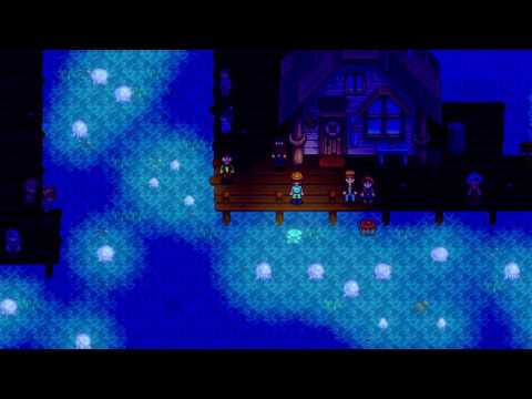 Stardew valley dance of the moonlight jellyfish festival