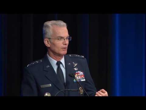 Carter Honors Deputy Defense Secretary