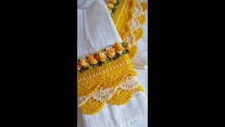 Barrado para toalhas Luxo