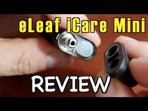 ELeaf ICare Mini Review - Best Stealth Device