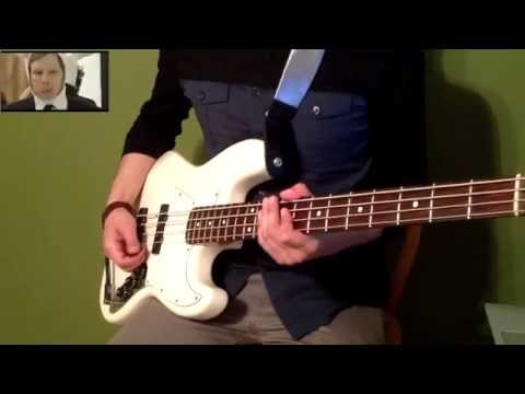 Fall Out Boy Alpha Dog Bass Cover