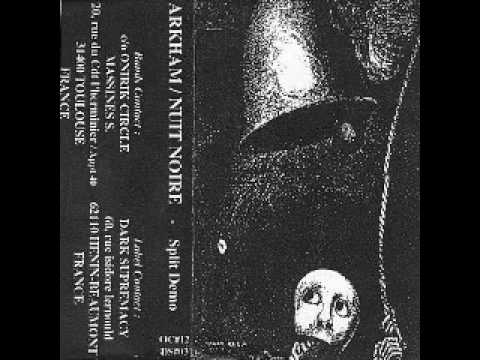 Arkham - Dreams in the Witch House (1999) (Underground Black Metal France)