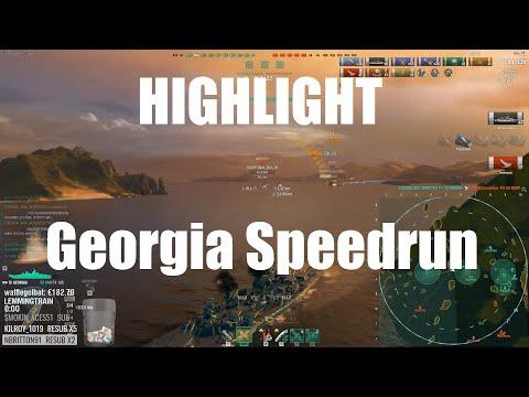 Highlight: Georgia Speedrun