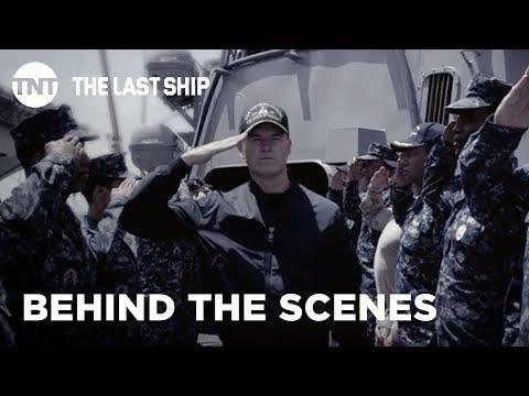 The Last Ship: The Crew - Season 5 [BEHIND THE SCENES]   TNT