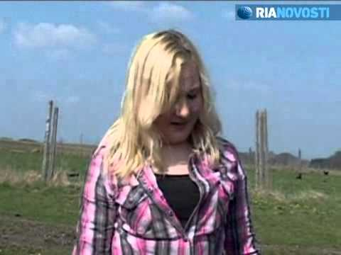 Girl Trains a Cow to Jump Like a Horse