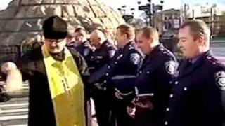 Прикольное посвящение украинских гаишников - Приколы
