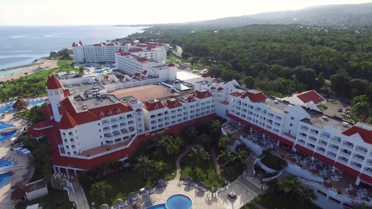 Jamaica Adventure Drone Vacation