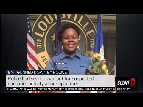 police-audio-in-breonna-taylor-shooting,-family-files-lawsuit-|-court-tv
