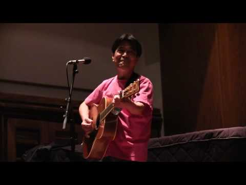Ryo Kagawa Concert Live at the University of Chicago / 加川良 ライブ in シカゴ