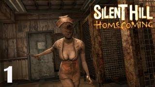 阿津實況恐怖遊戲 - 沉默之丘 歸鄉 Silent Hill 5 Homecoming - (1) 從最恐怖的地方開始