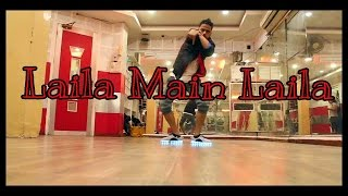 Laila main laila video song | raees | shah rukh khan | sunny leone | addy choreography