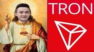 TRON TRX Cryptocurrencies Bullrun