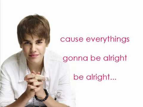 JUSTIN BIEBER - BE ALRIGHT LYRICS - SONGLYRICS.com