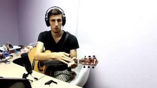 Nirvana - Rape me (Видео урок, разбор, как играть на гитаре)