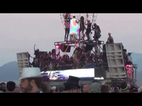 Damian Lazarus - Robot Heart - Burning Man 2013